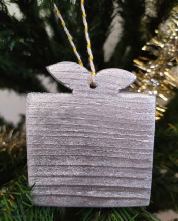Cadeau en bois